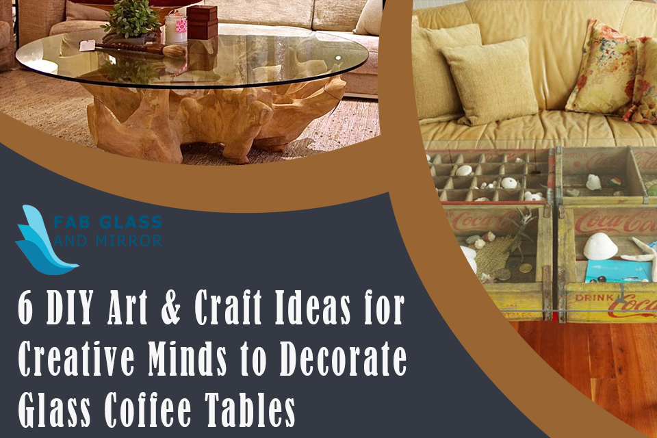 6 DIY Art \u0026 Craft Ideas for Creative Minds to Decorate Glass
